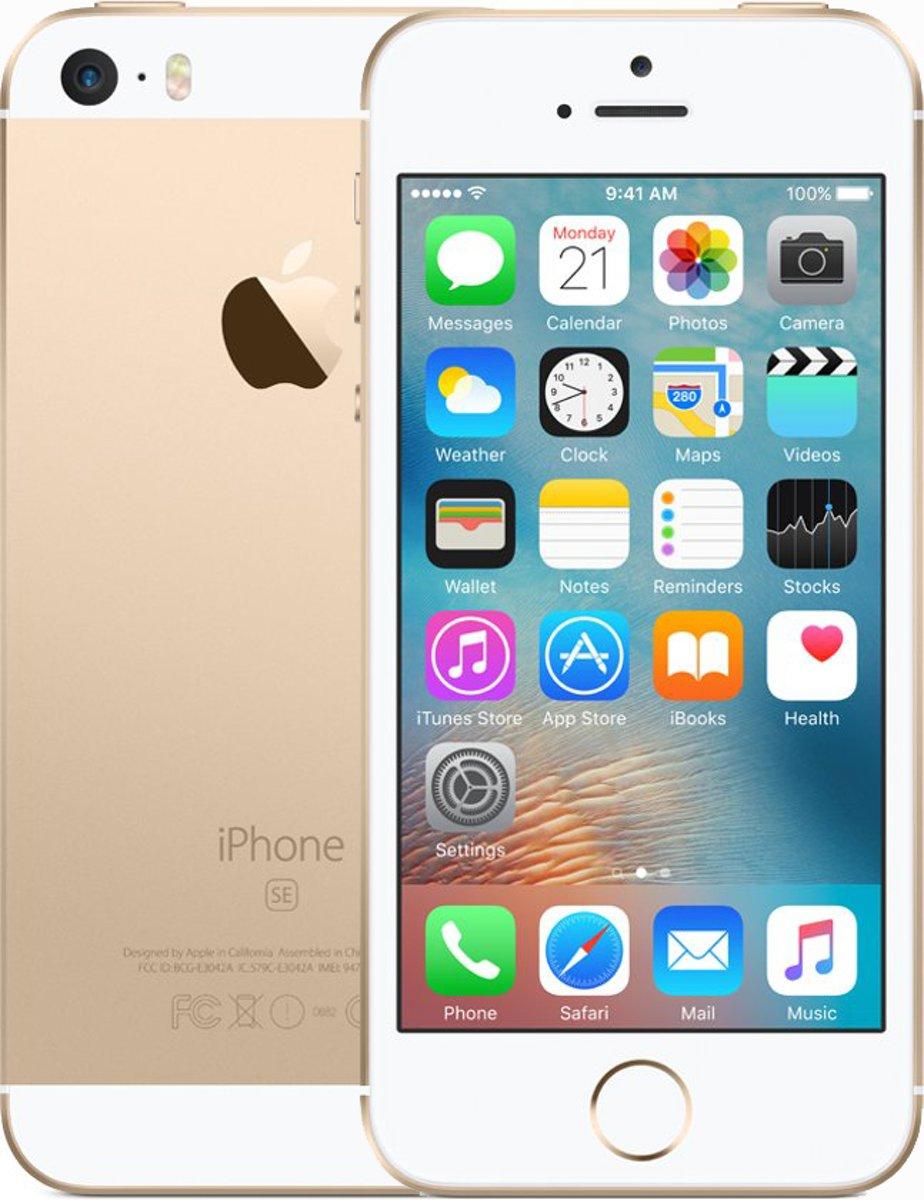 Apple iPhone SE - 128GB - Goud kopen