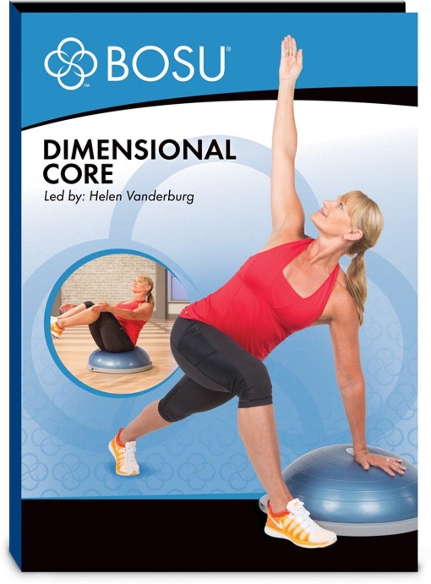 BOSU DVD Dimensional Core kopen