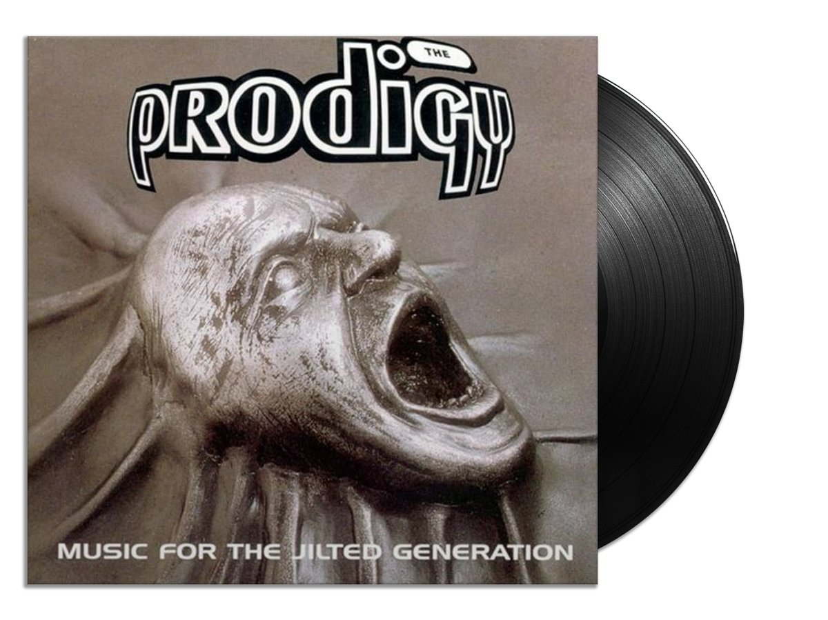 The Prodigy - Music for the Jilted Gene | LP kopen