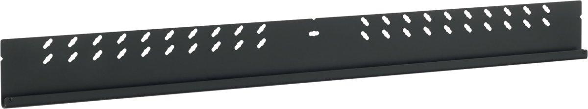 PFW 5814 Wall plate XL 1450mm Black kopen