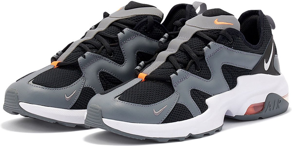 Nike Air Max Graviton Heren Sneakers BlackWhite Cool Grey Total Orange Maat 46