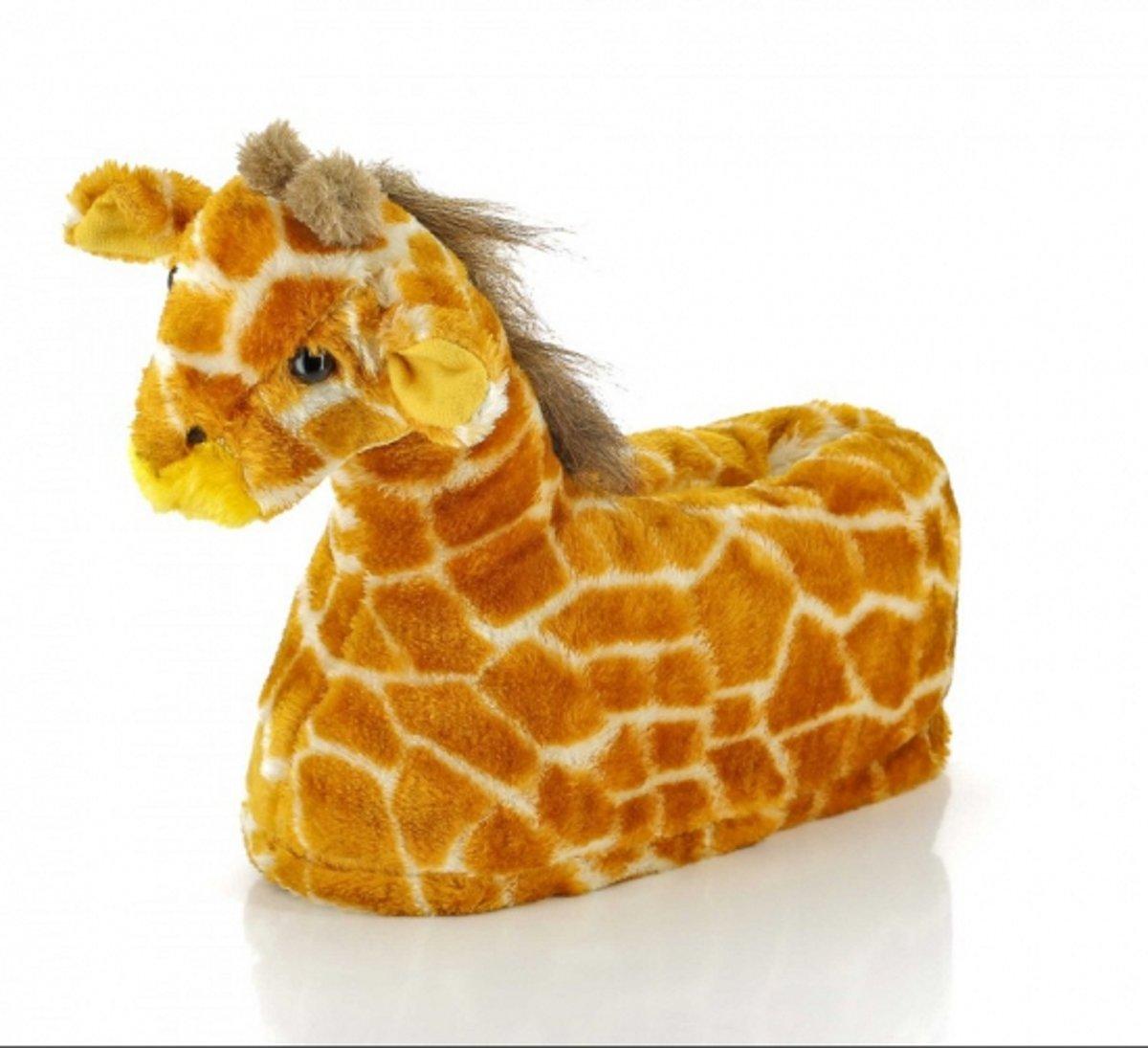 Animaux Pantoufle Girafe 40-41 7YWtI6CWu