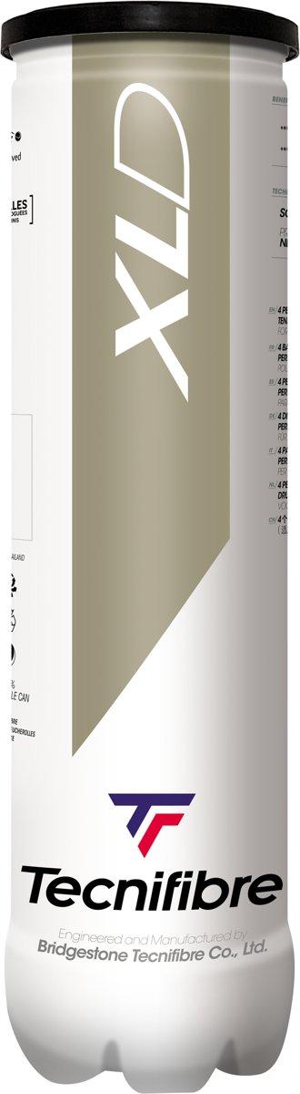 Tecnifibre XLD - 4 stuks kopen