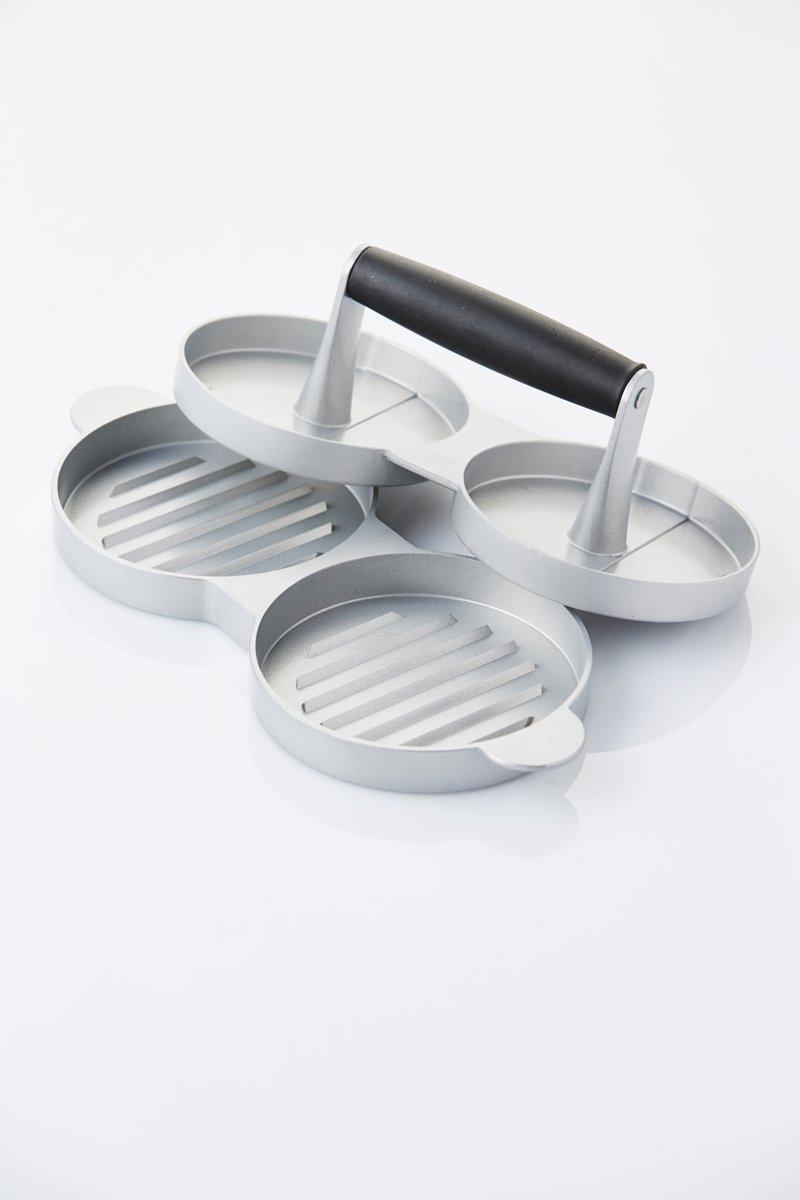 Point-Virgule Hamburgerpers - Voor 2 Hamburgers - Ø 11.5cm kopen