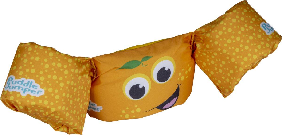 Sevylor Zwemvest - Puddle Jumper Deluxe - Sinaasappel Design