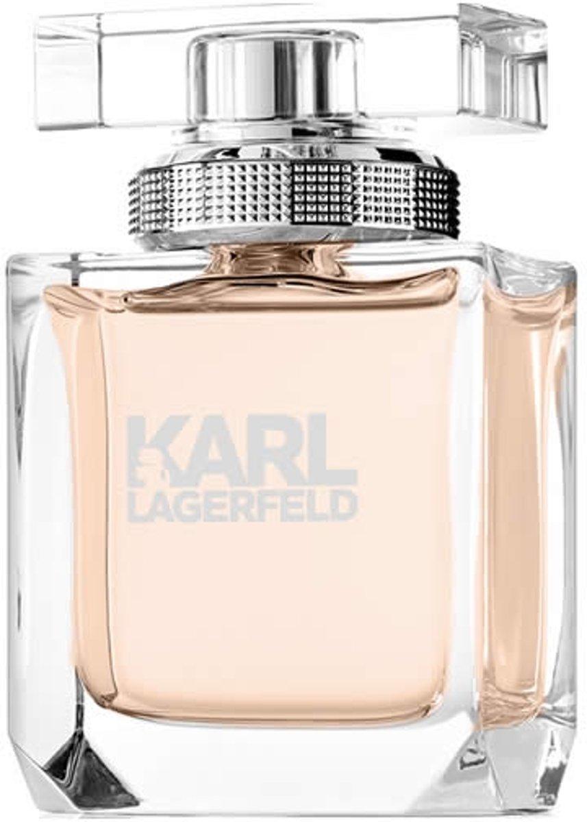 | MULTI BUNDEL 2 stuks Karl Lagerfeld Eau De Perfume