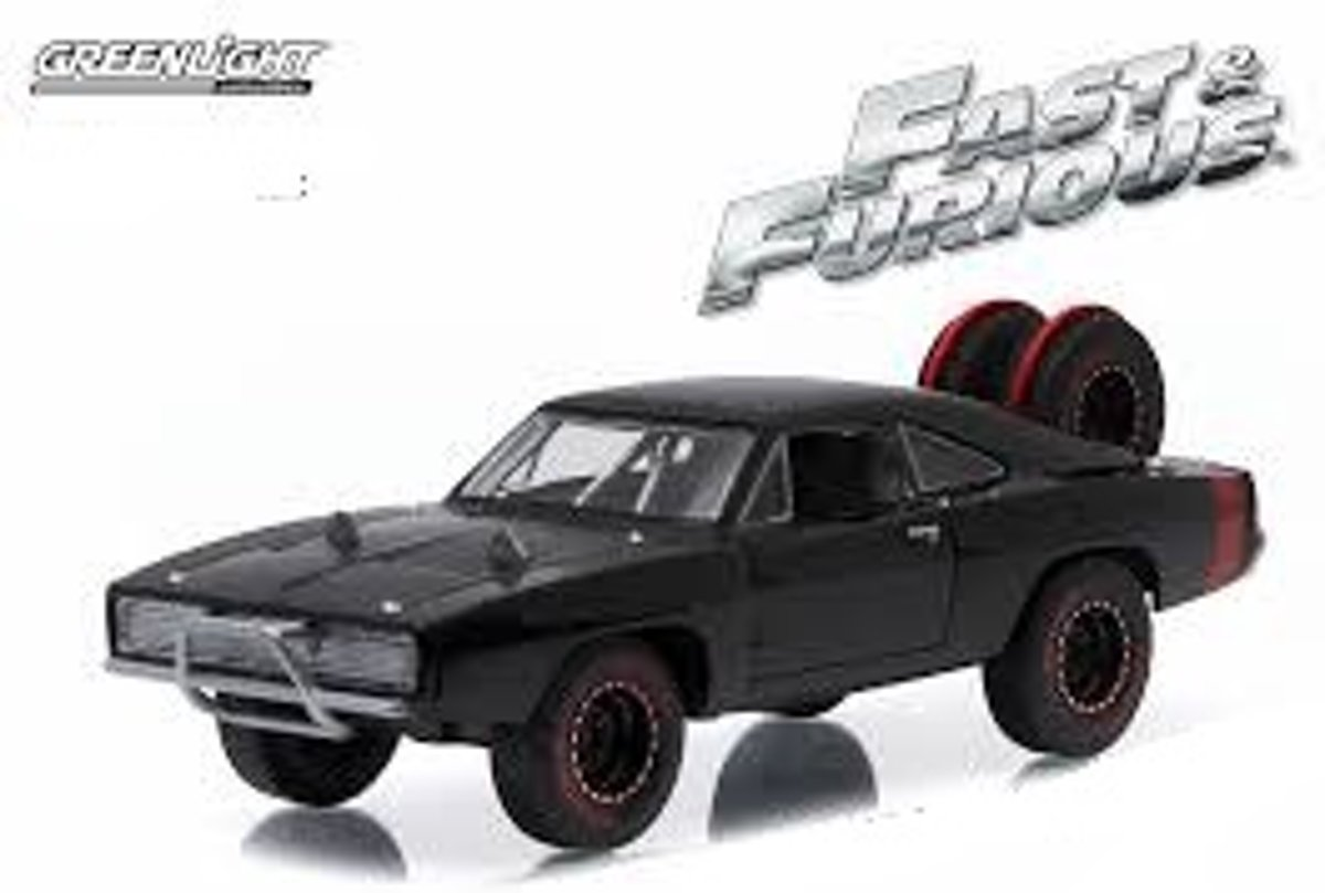 The Fast And The Furious Dodge Charger R/T modelauto Greenlight 1:43