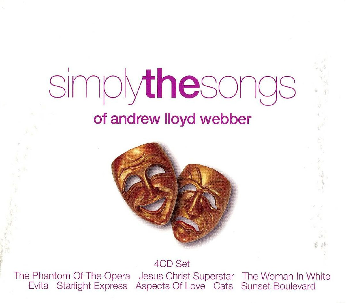 Simply The Songs Of Andrew Lloyd We kopen