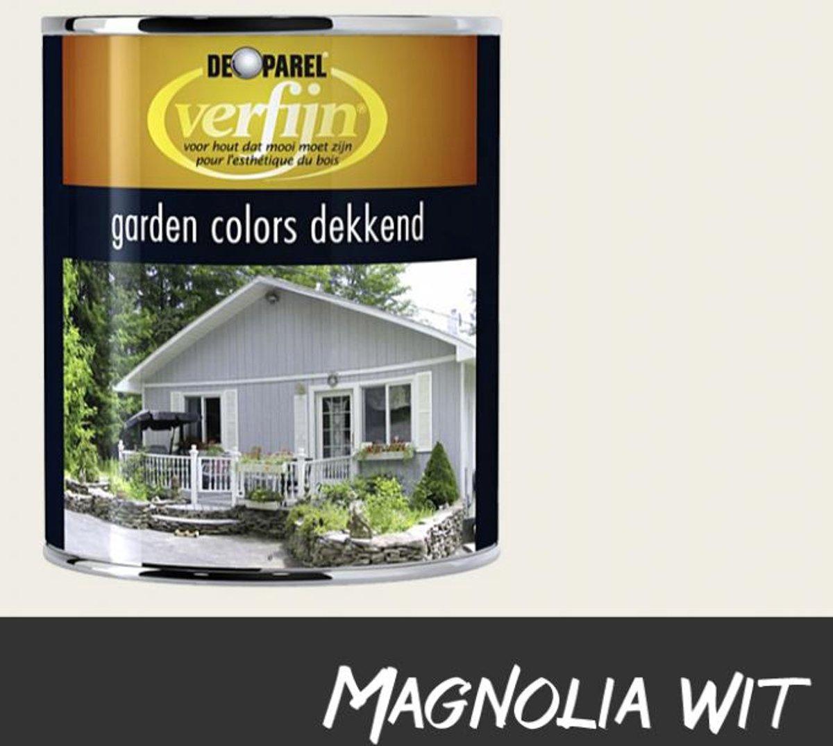 Verfijn 05 Magnolia Wit Garden Colours 750 ml