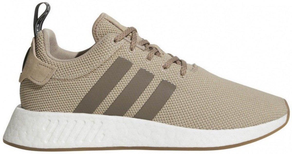 | Adidas Sneakers Nmd R2 Heren Lichtbruin Maat 41 13