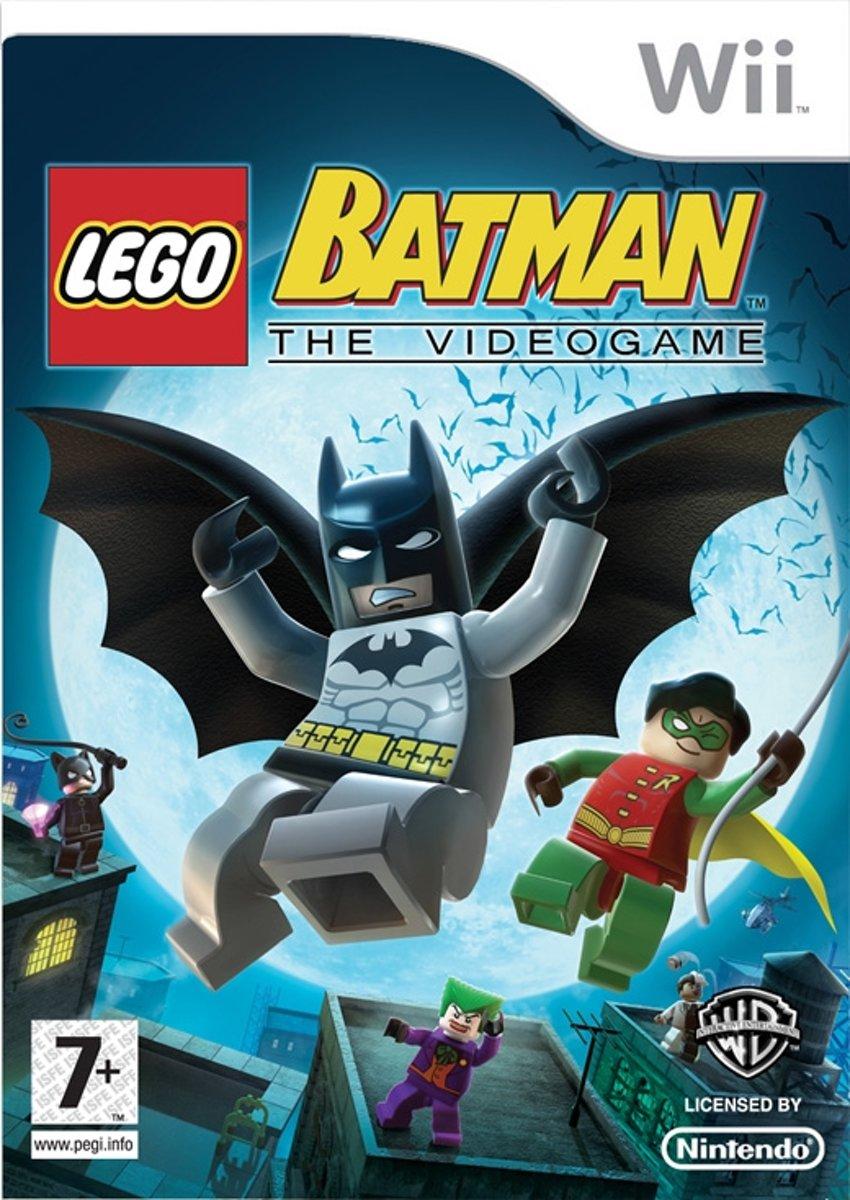 LEGO Batman: The Videogame /Wii kopen