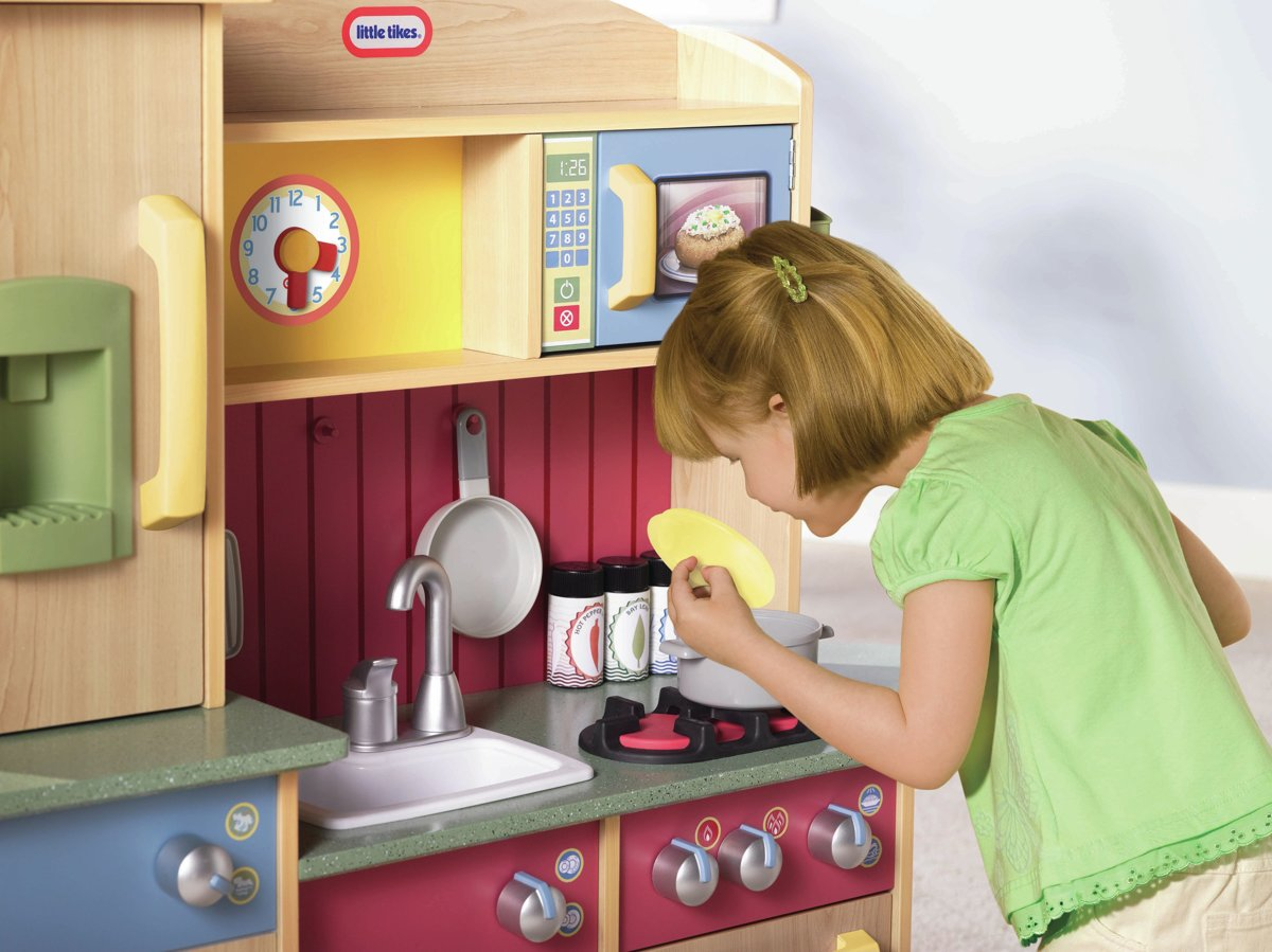 Little Tikes Keuken : Little tikes keuken little tikes keuken super chef online