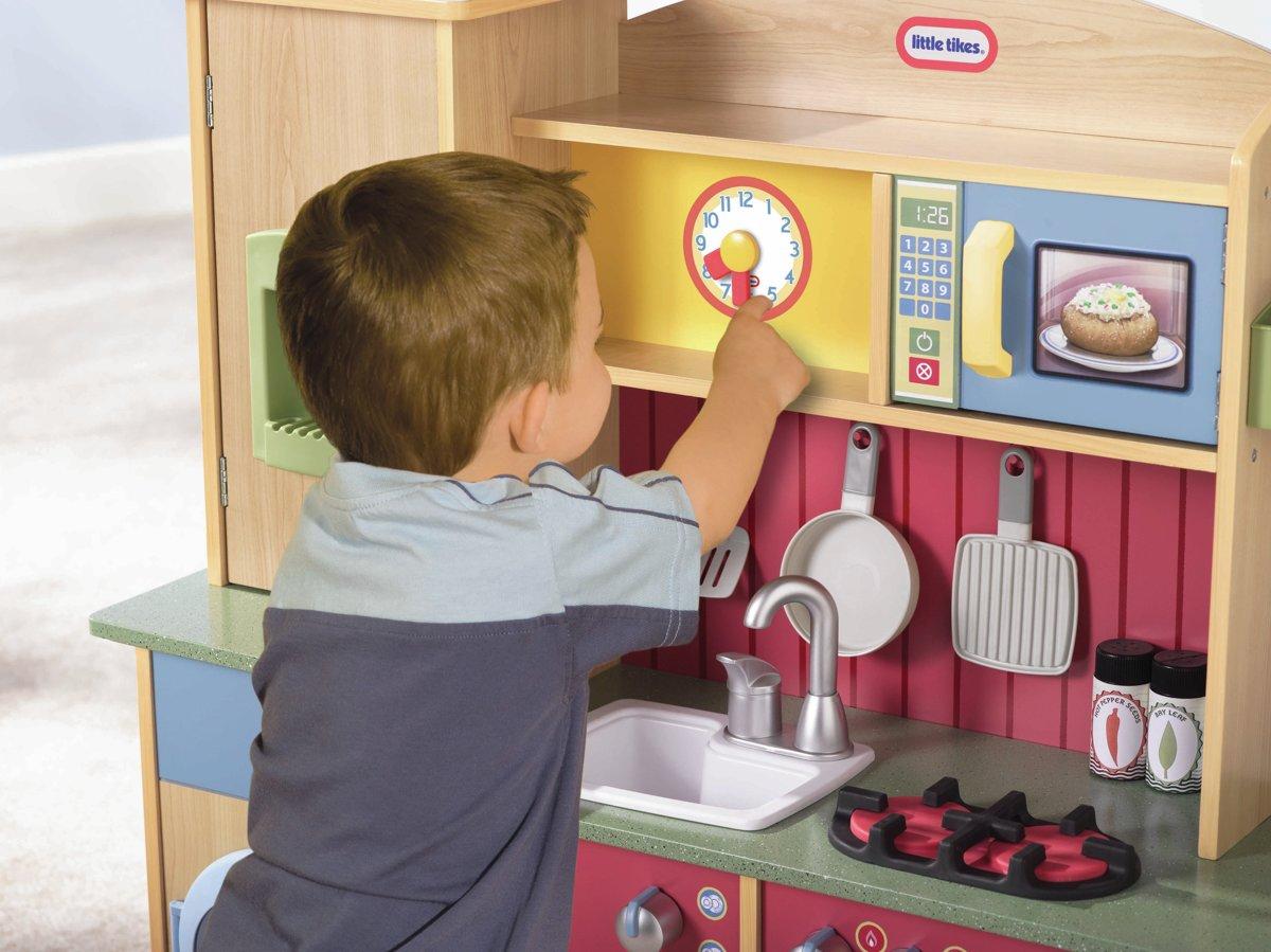 Little Tikes Keuken : Bol little tikes cookin creations keukentje little tikes