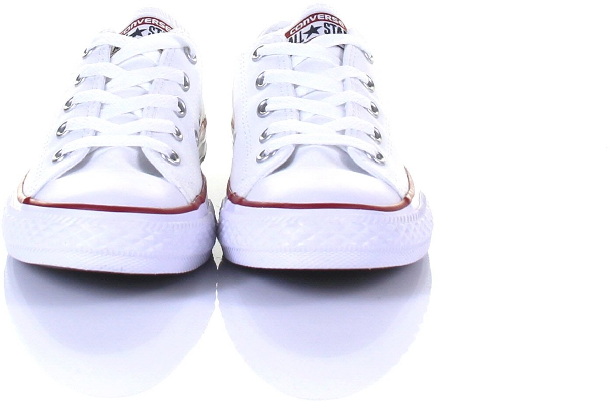 353ad9ee40b bol.com | Converse Chuck Taylor All Star Sneakers Laag Kinderen - Optical  White - Maat 31