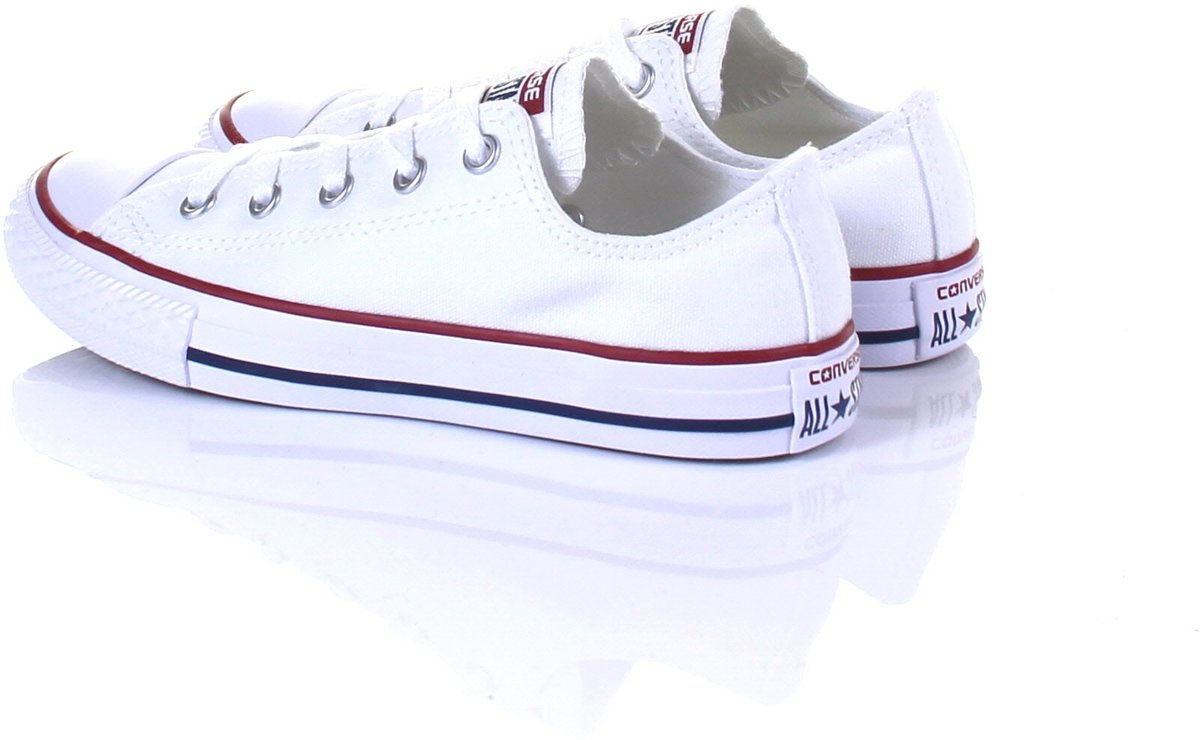 2d5575e5a27 bol.com | Converse Chuck Taylor All Star Sneakers Laag Kinderen - Optical  White - Maat 31