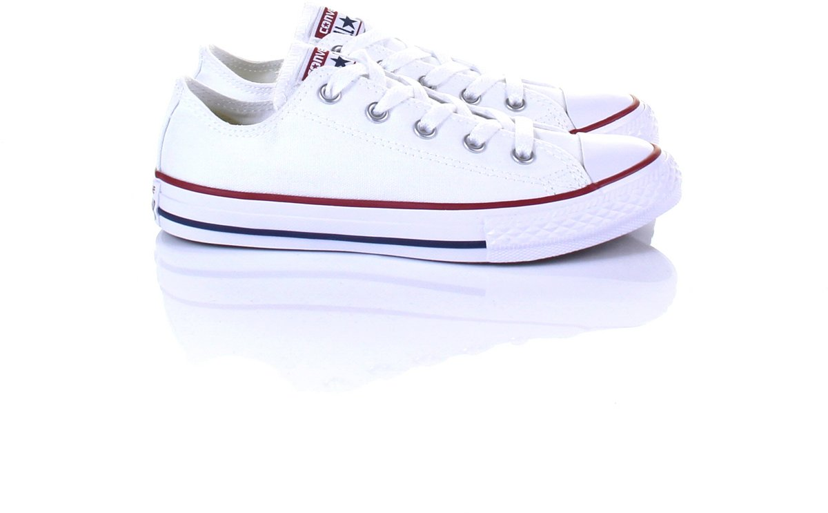 98e96acc120 bol.com | Converse Chuck Taylor All Star Sneakers Laag Kinderen - Optical  White - Maat 31