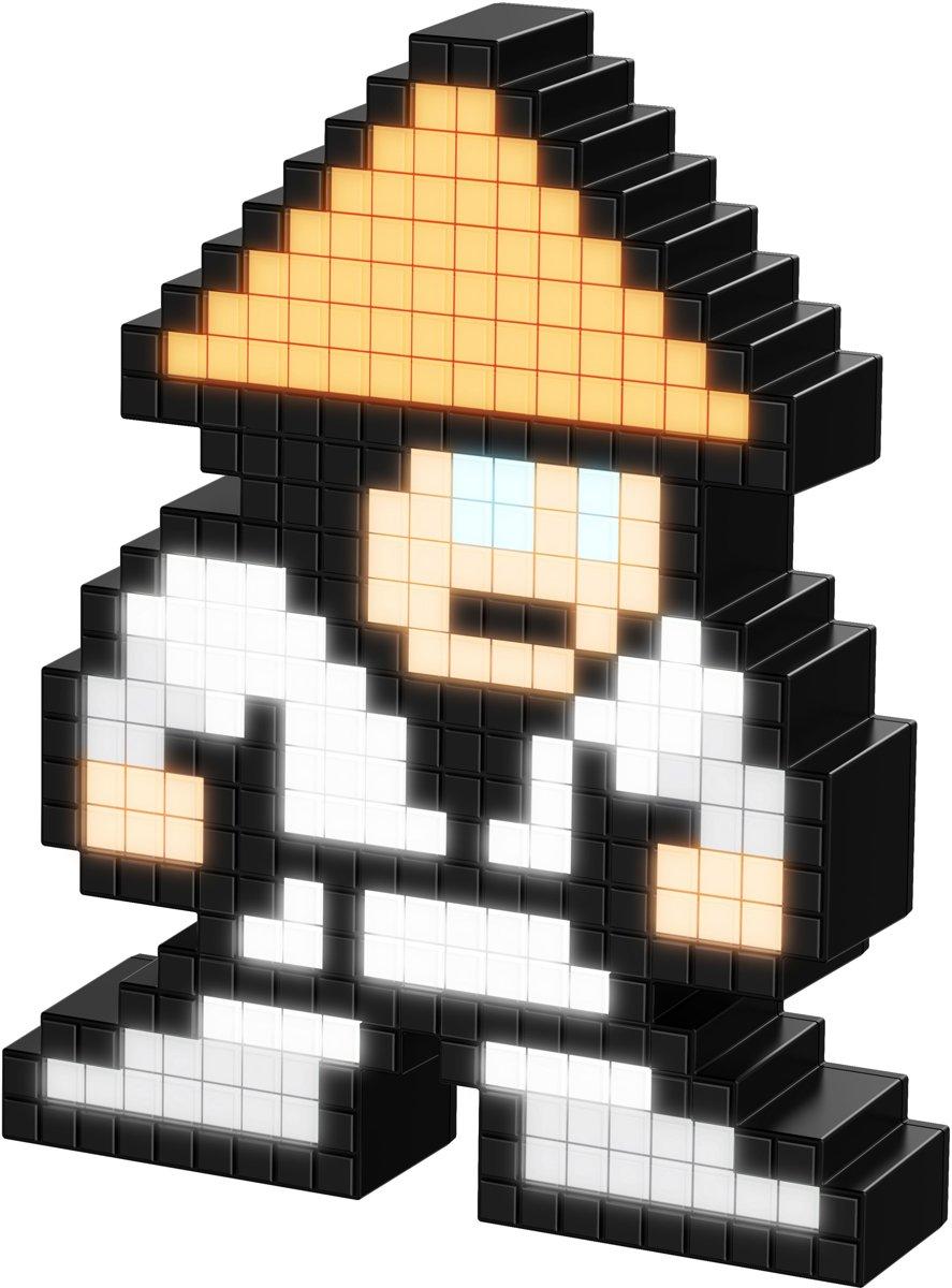 Pixel Pals Lichtfiguur - Mortal Kombat - Raiden #044
