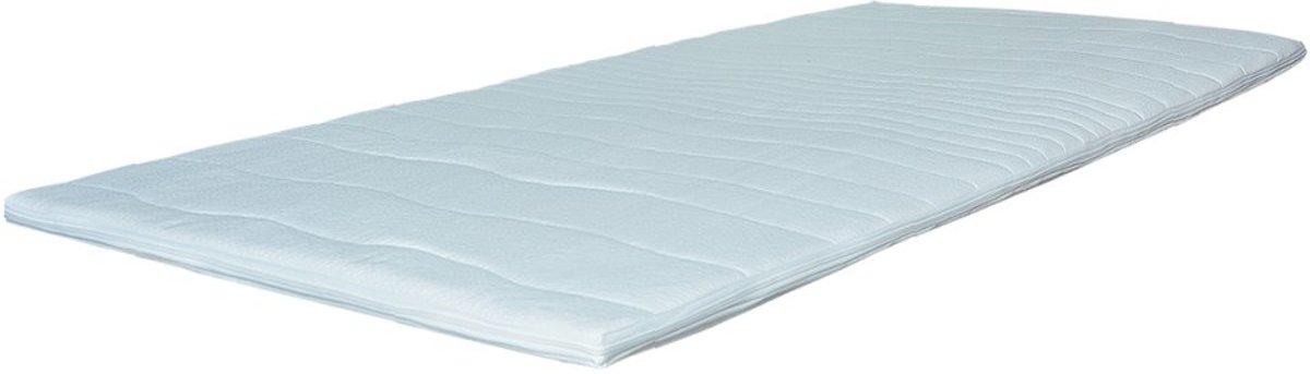 Topper - topdekmatras - 70x190 - 5cm dik - SG40 comfortschuim - polyether