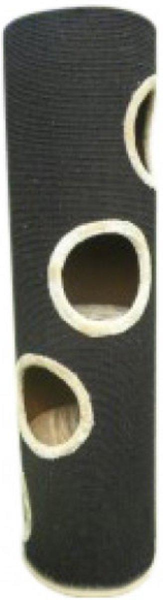 Topmast Krabton Dunga zwart 40 * 40 * 150 cm