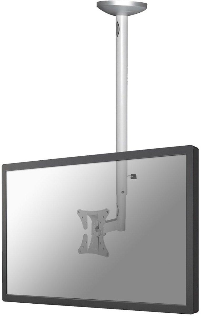 Newstar FPMA-C050BLACK - volledig draai- en kantelbare plafondsteun voor displays van 10 t/m 30 inch – zwart kopen