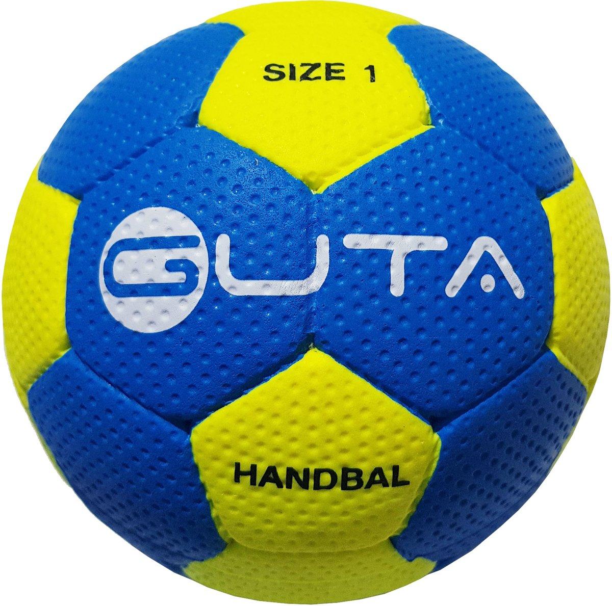 Zaal | Straat Handbal Guta Maat 1 Geel / Blauw kopen