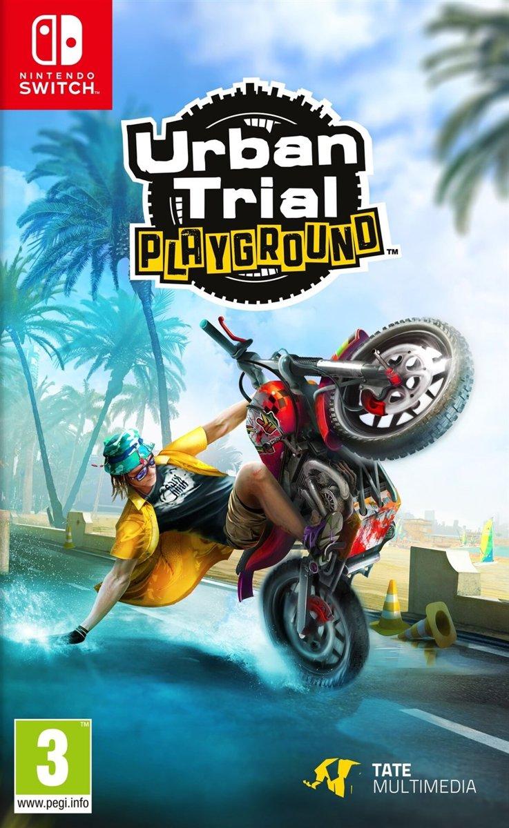 Urban Trials Playground Nintendo Switch voor €19,99