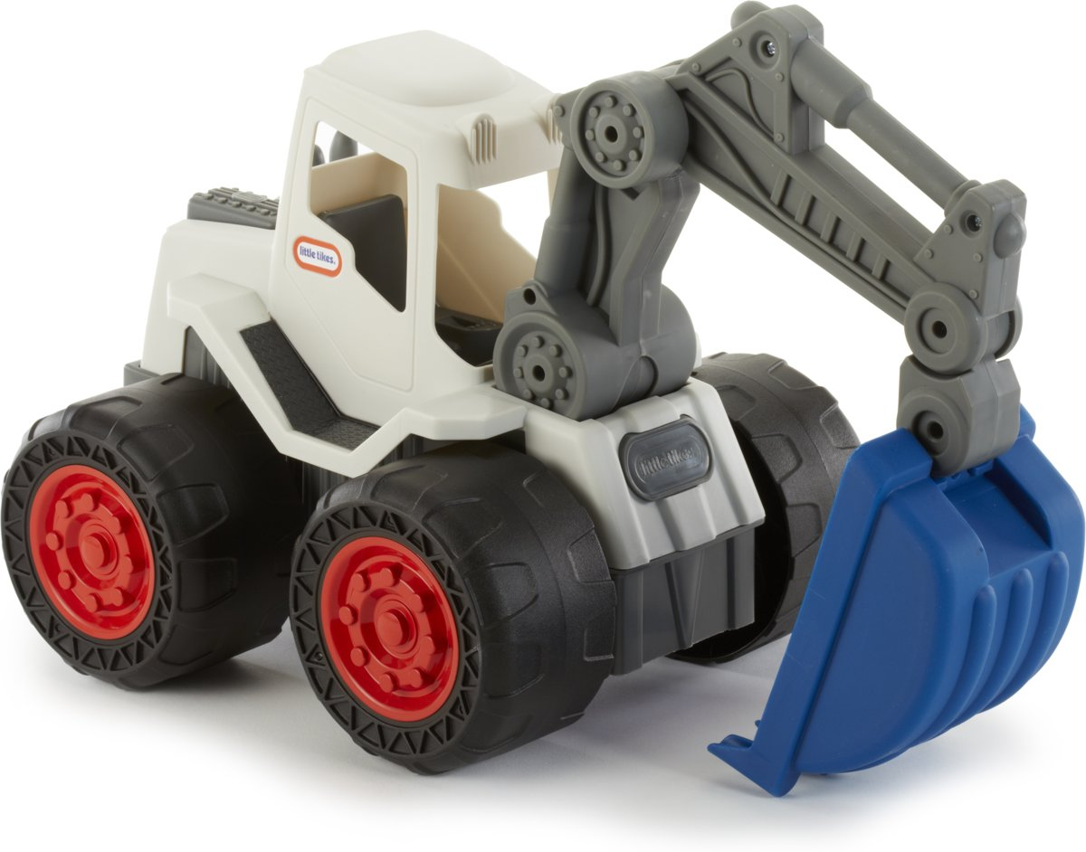Dirt Diggers? 2-in-1 Excavator