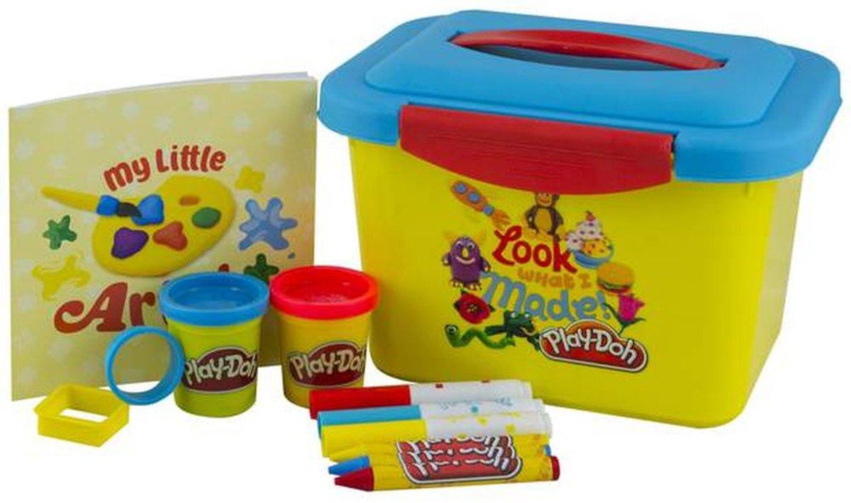 12-delig Play-Doh Creatief WerkstationPlay-Doh
