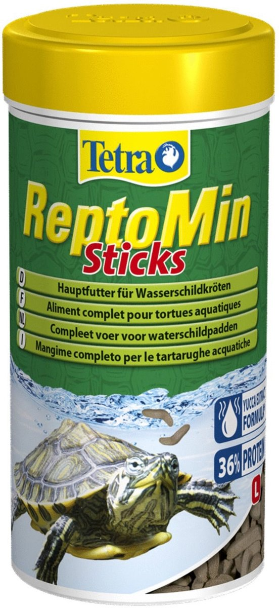 Tetra Reptomin Waterschildpadvoer - 1 l