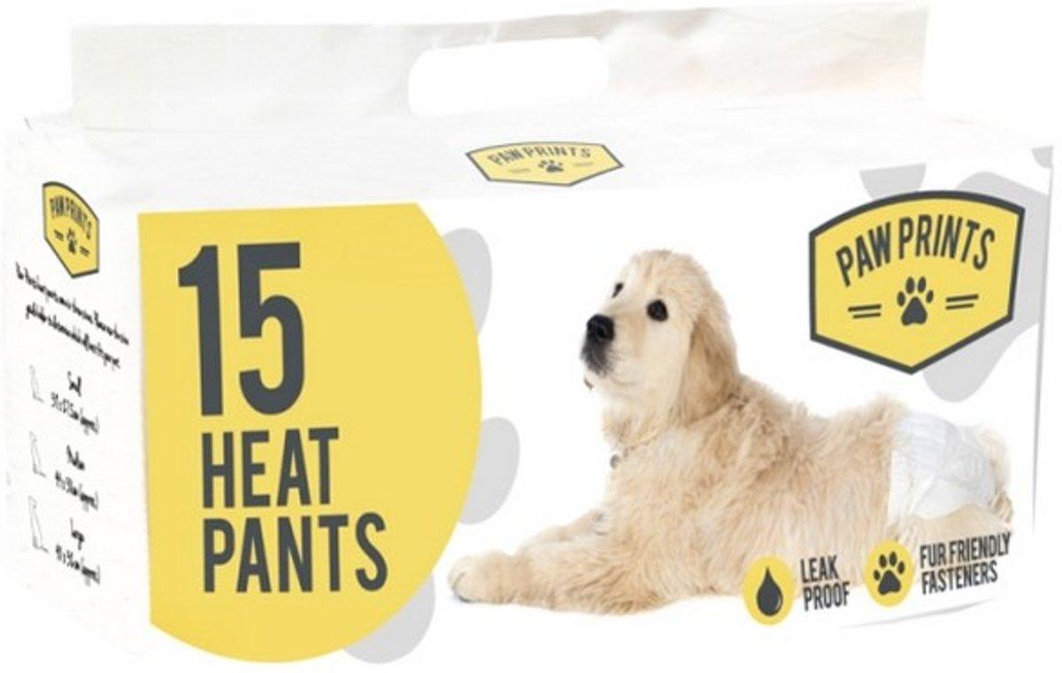 Hondenpampers bij loopsheid - large - set van 30 stuks kopen