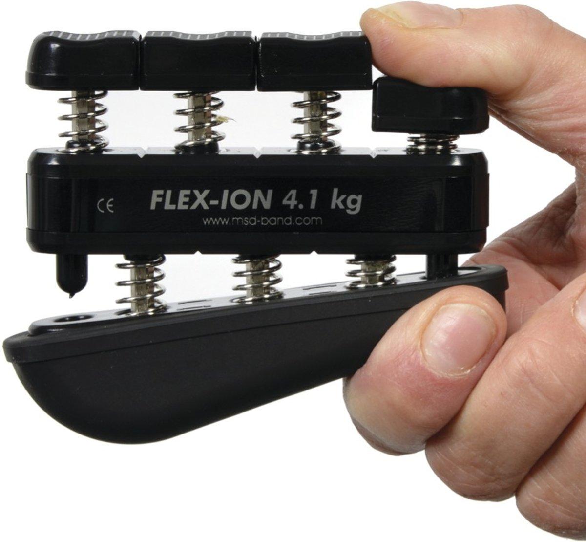 Vingertrainer Flex-ion zwart 4,1 kg / 14,1 kg kopen
