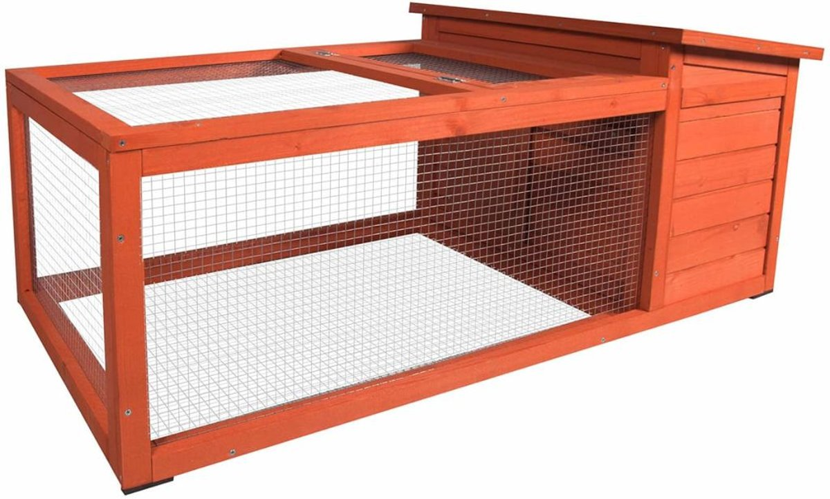Karlie Flamingo konijnen/cavia ren Atto kopen
