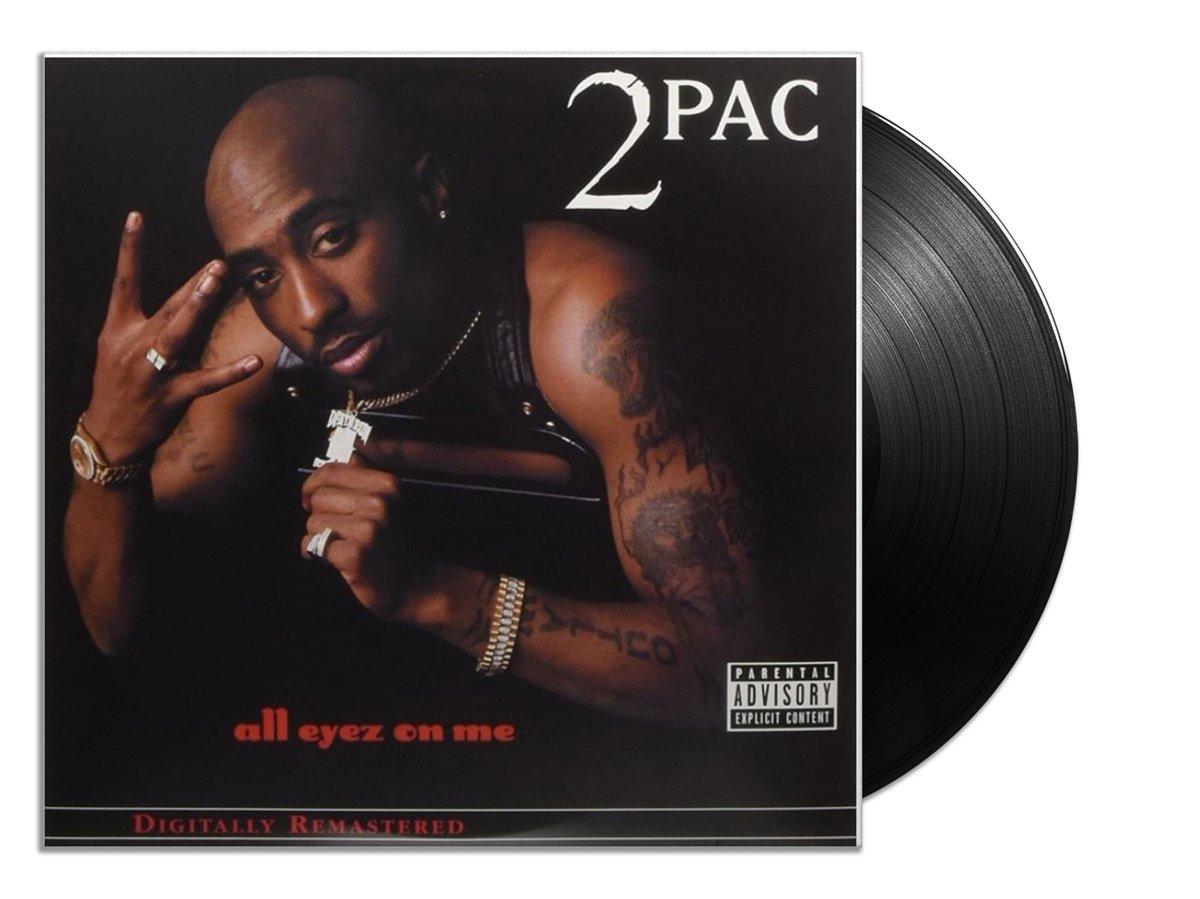 2Pac - ALL EYEZ ON ME -REMAST- | Vinyl kopen