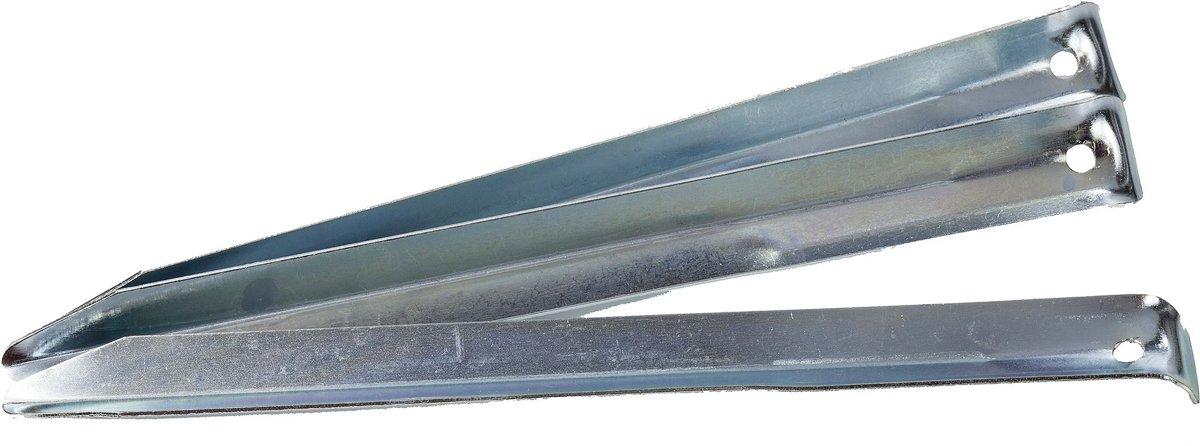 Regatta Steel V Pegs 5pk Haring - Multicolour kopen