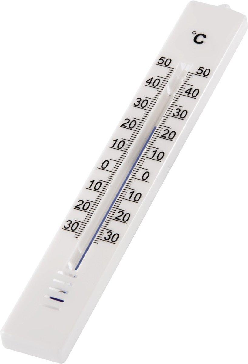 Hama Binnen-/buitentemperatuur, 18 cm, analoog kopen