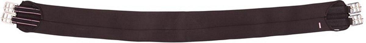 Singel Premiere zwart neopreen 130 cm elastiek kopen