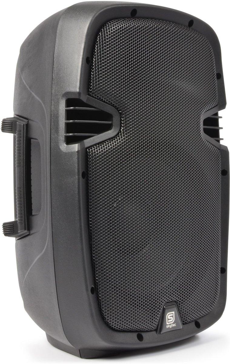 "SkyTec Tronios SPJ-1000ABT MP3 Hi-End BT Actieve Speaker 10"" 400W kopen"