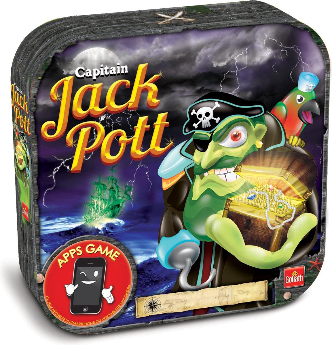 Captain Jack Pott - Kinderspel