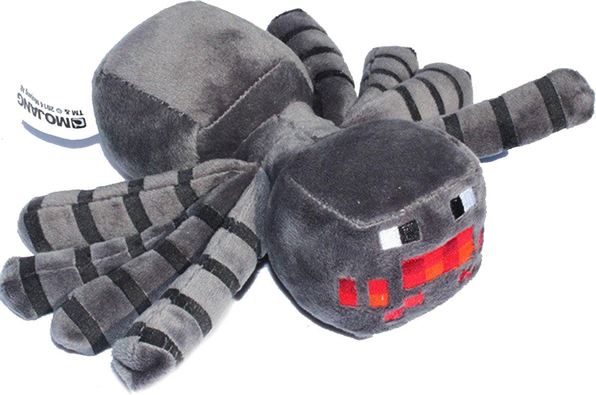 Minecraft Spider Spin Pluche Knuffel
