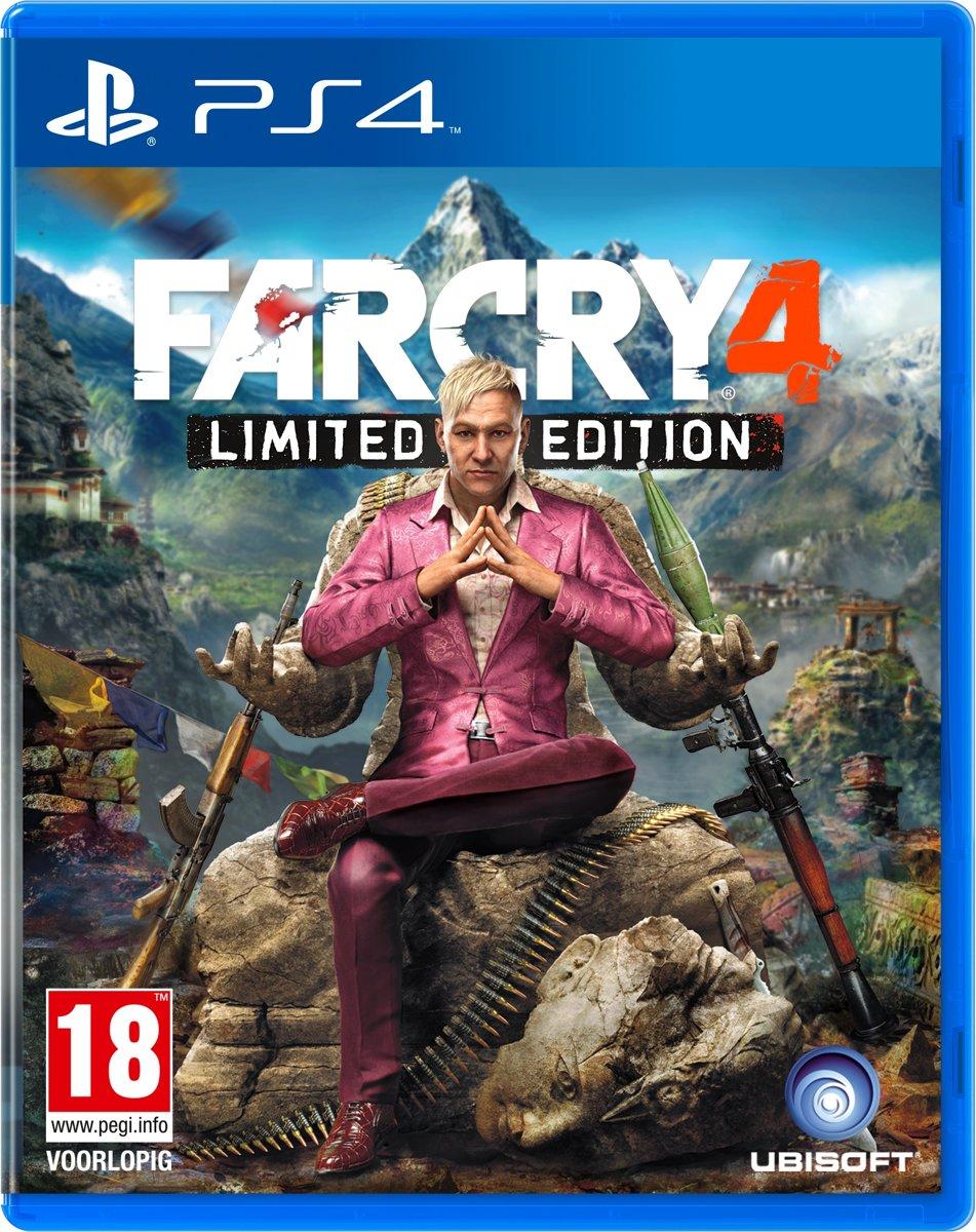 Far Cry 4 - Limited Edition PlayStation 4
