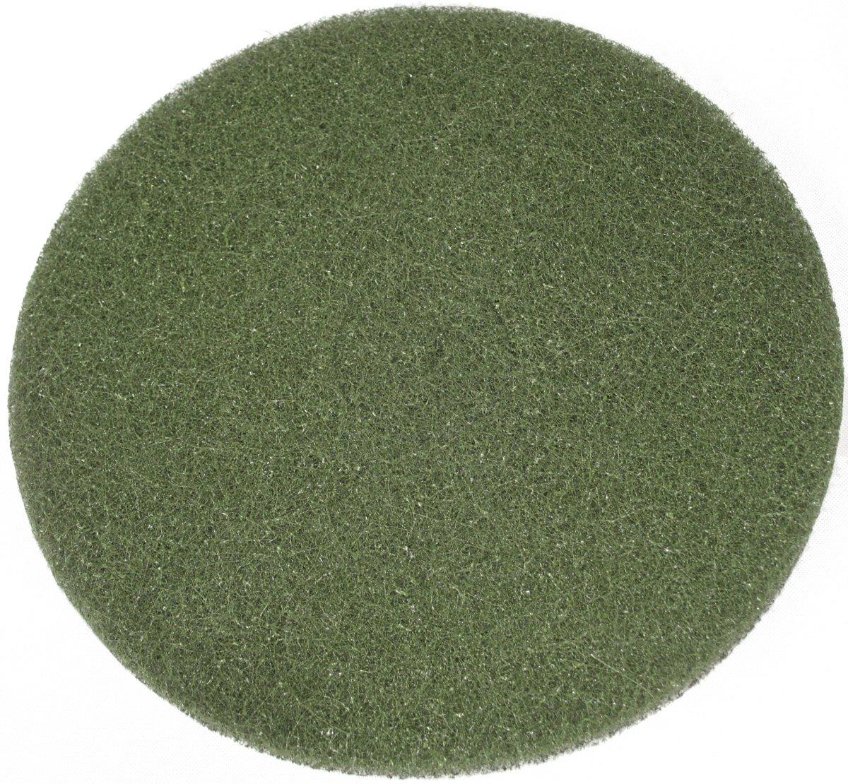 Diamantpads 42.5 cm, 2 cm, 17 inch groen kopen