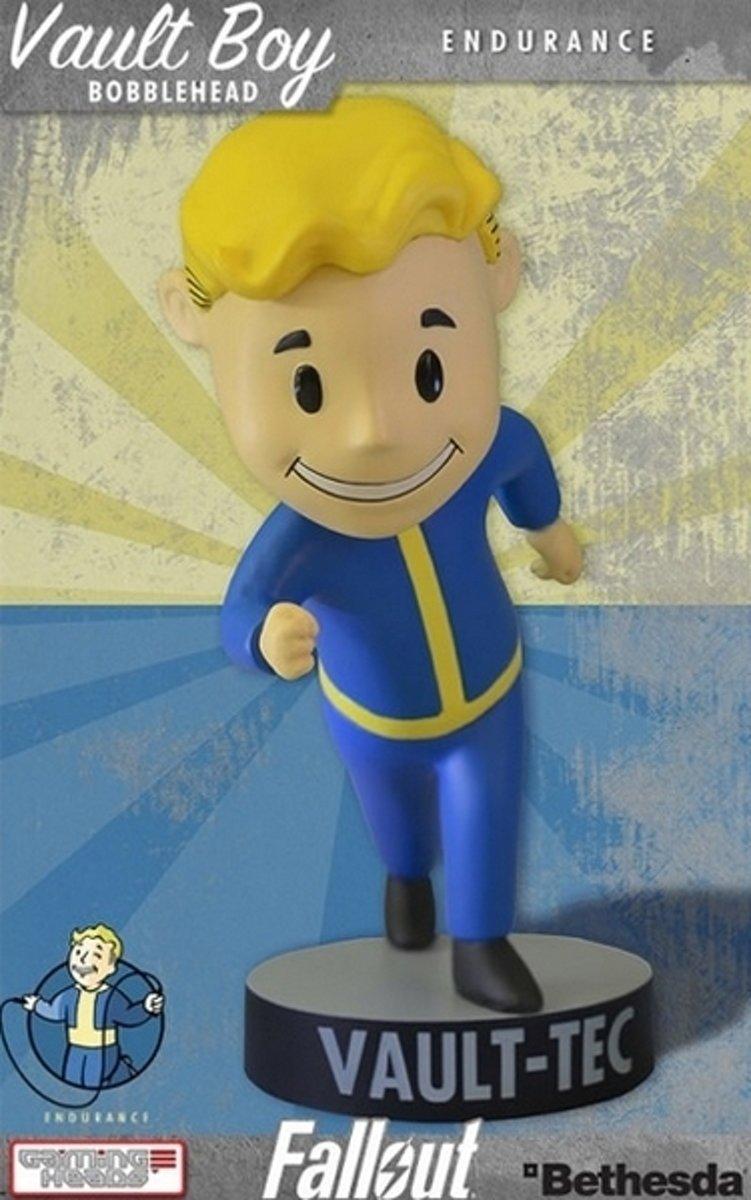 Fallout 4 Vault Boy Bobble Head Series 1 Endurance