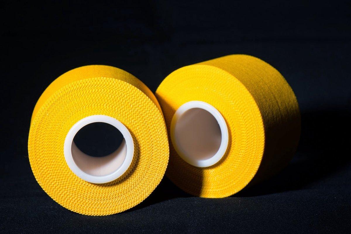 ScanTape - Sporttape - Geel - 3,8cmx10m - 10 rollen kopen