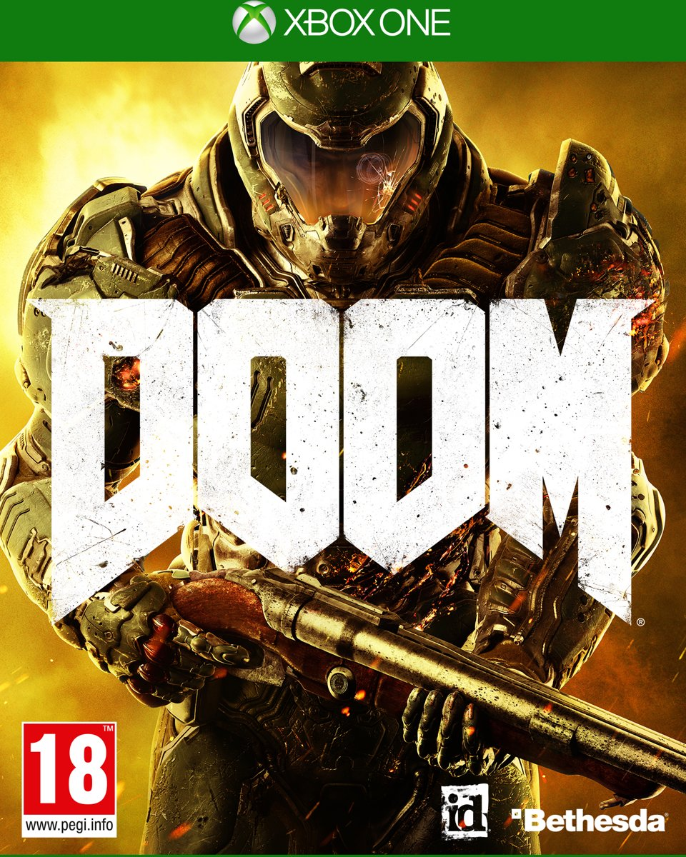 Doom - Day One Edition Xbox One