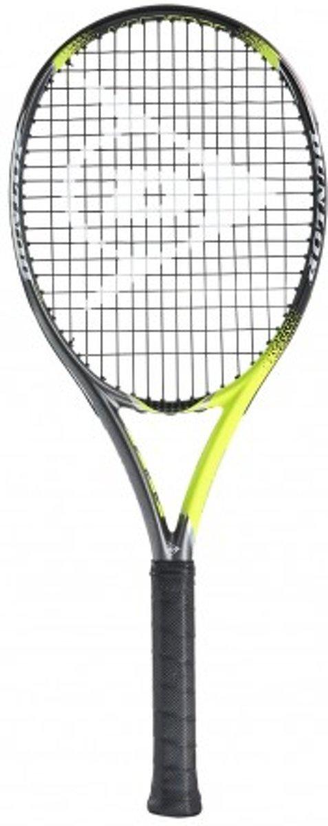 Tennisracket - Dunlop Force 500 Tour - Neon Groen - Zwart - Maat 3