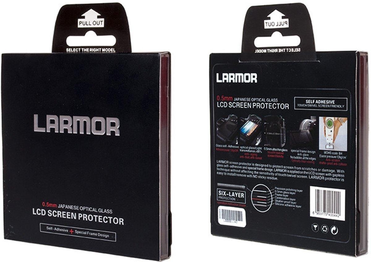 Larmor SA Screen Protector Nikon D3100/D3200 Pentax K5/K7/K50 kopen