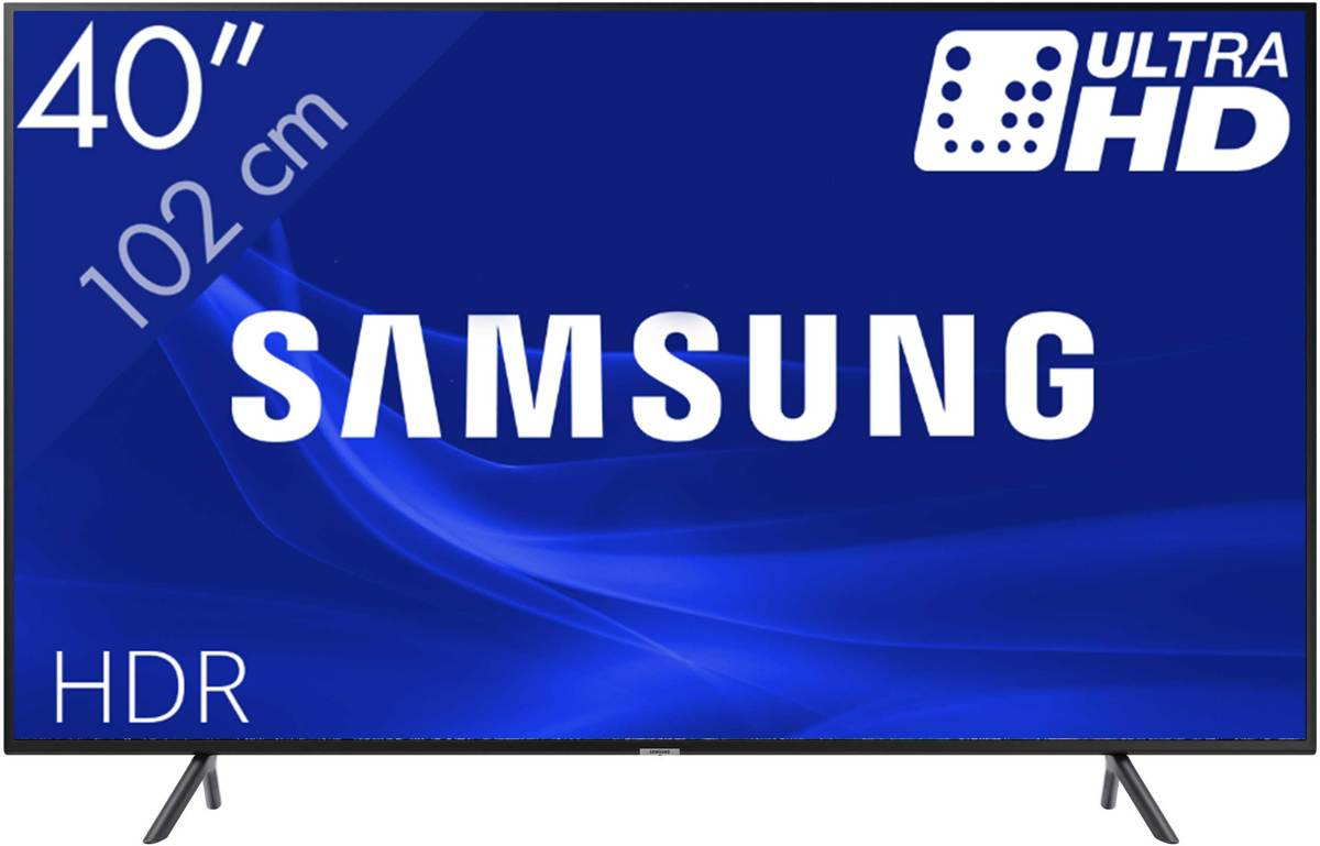 Samsung UE40NU7190 - 4K TV