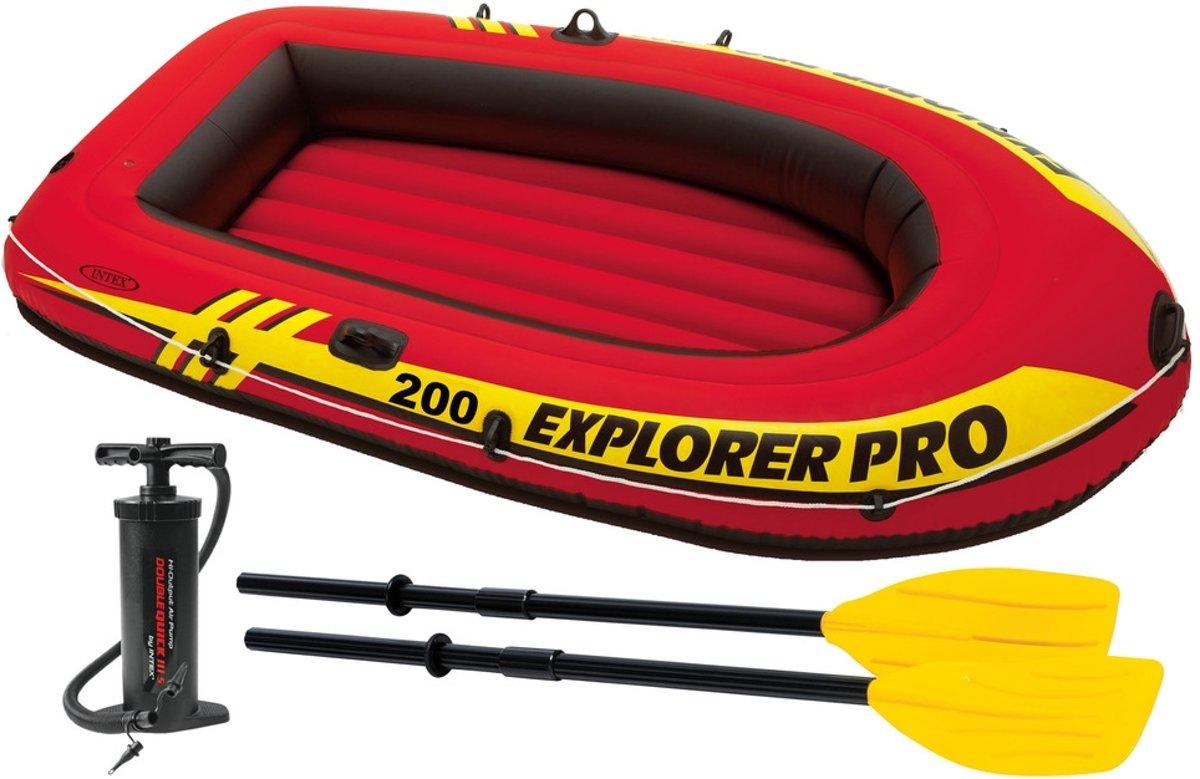 Boot Explorer Pro 200 SET - Intex