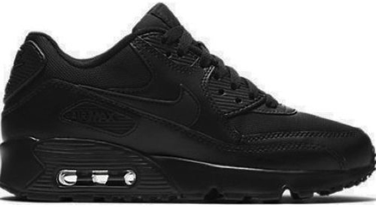 Nike nike air max 90 mesh (gs) 833418 001 37,5