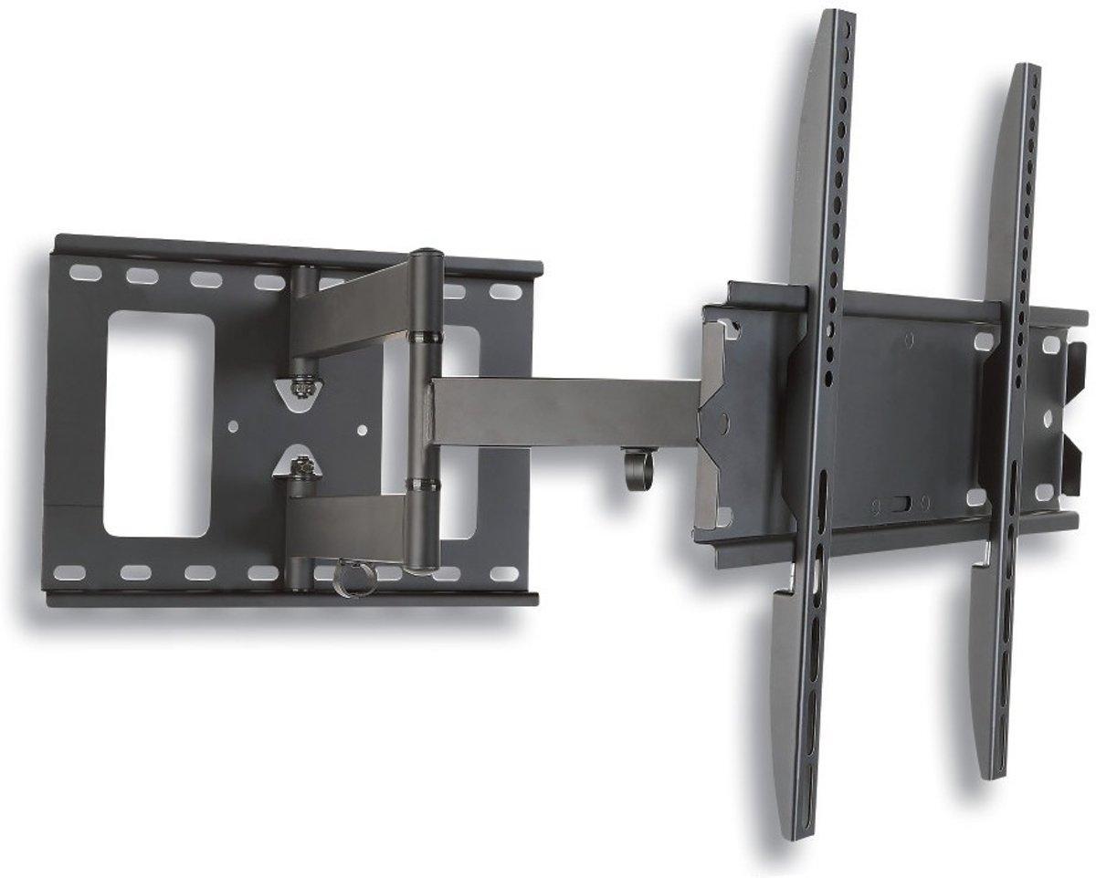 Techly ICA-PLB 148M 55'' Zwart flat panel muur steun kopen